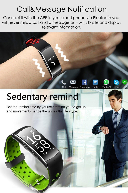 smart wristband app instructions
