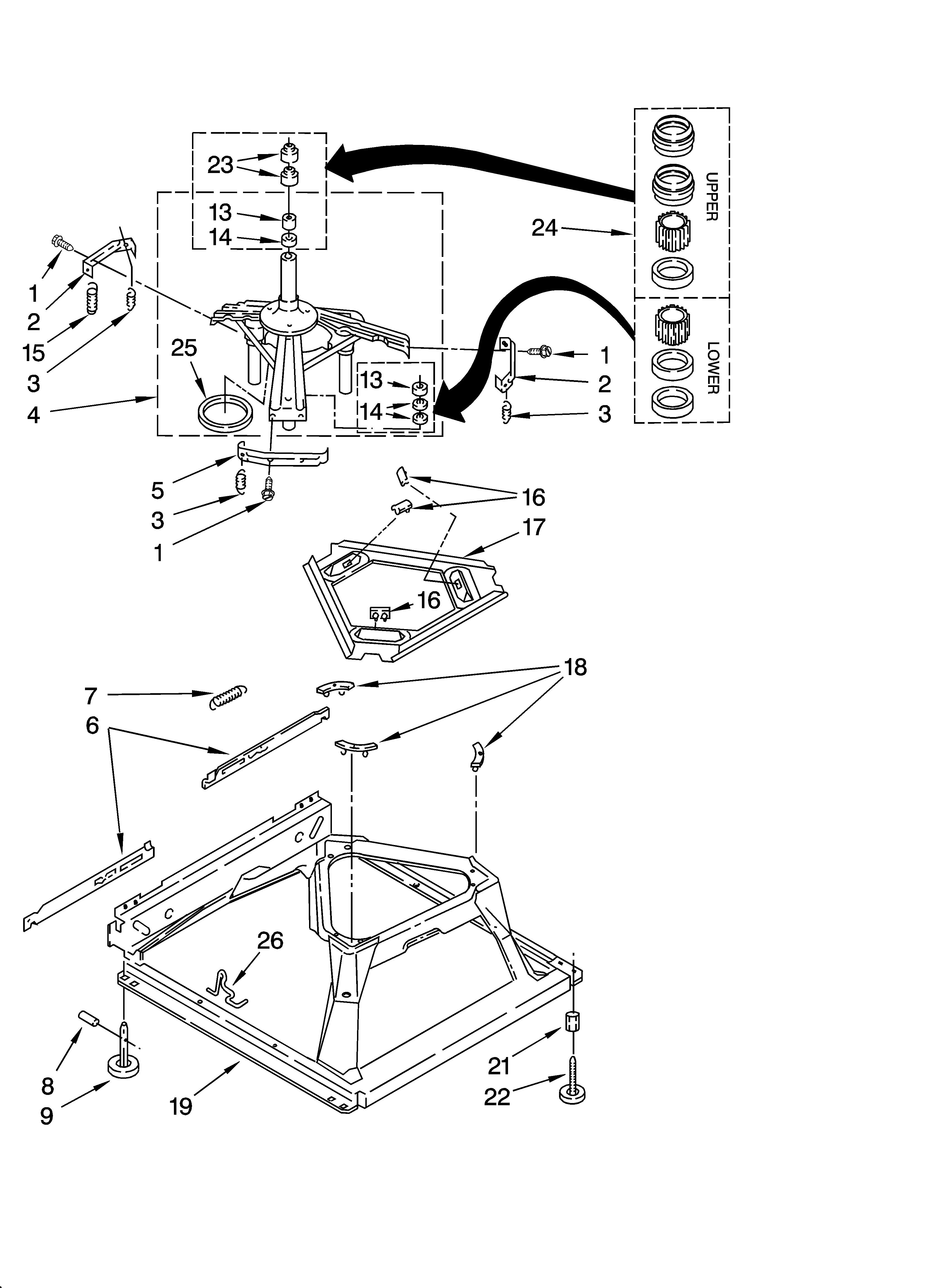 kenmore dishwasher 665.15862992 instruction