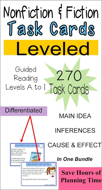 differentiated reading instruction resource
