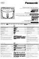 hamilton beach rice cooker instructions pdf