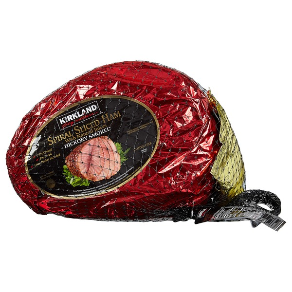 costco master carve ham instructions