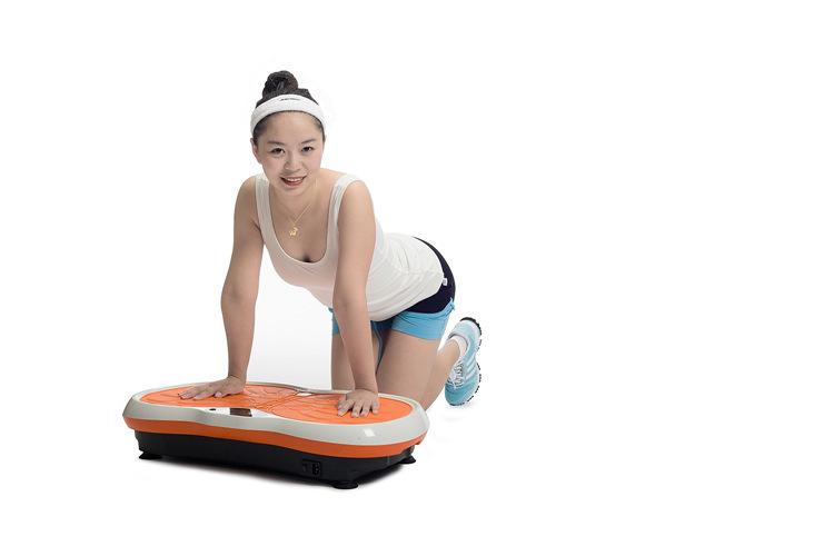 crazy fit massage vibration plate instructions