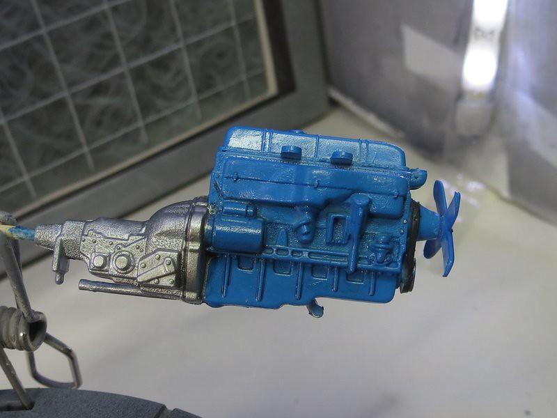 1 24 53 corvette instructions