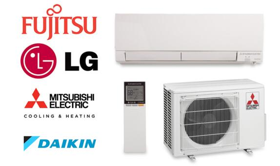 mitsubishi ductless split canada instructions