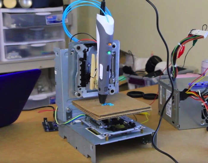 complete instructions for making arduino gimbal