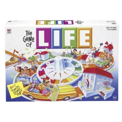 game of life instructions 1999