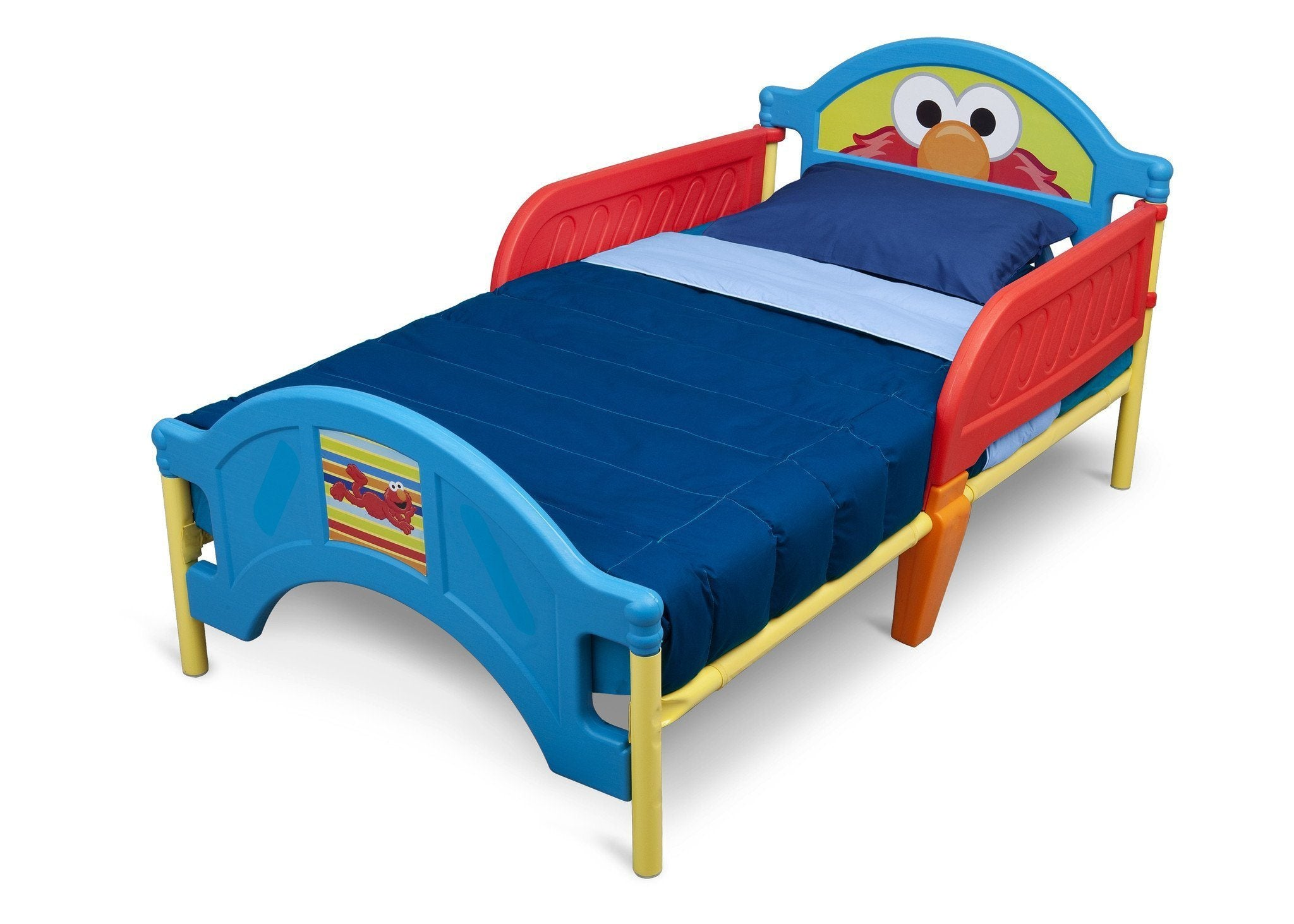 delta elmo toddler bed instructions