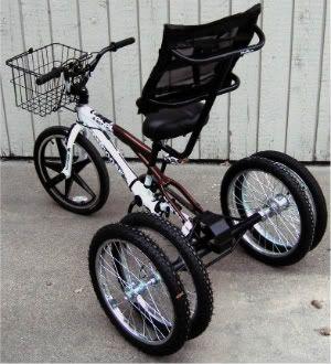 instruction for ccm bike trailer