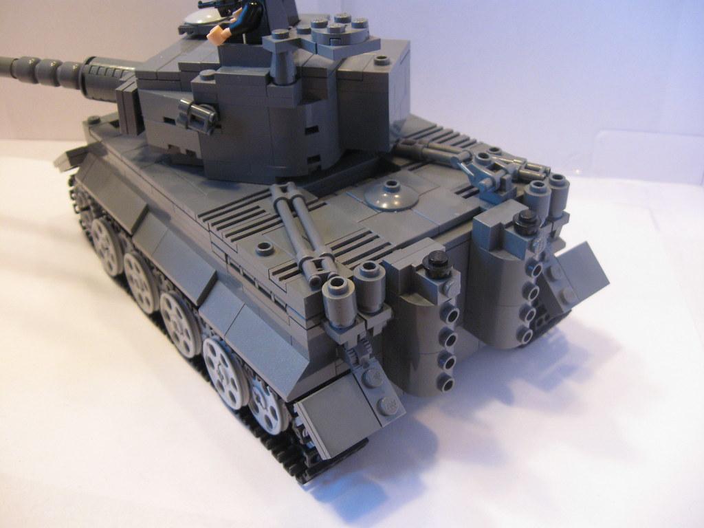 lego ww2 german tank instructions