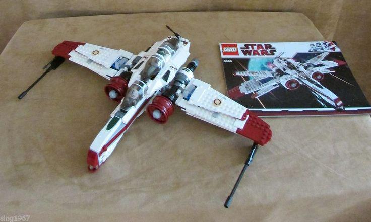 lego 8088 building instructions