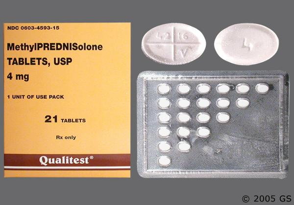 medrol dose pack instructions images