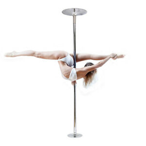 spinning dance pole instructions
