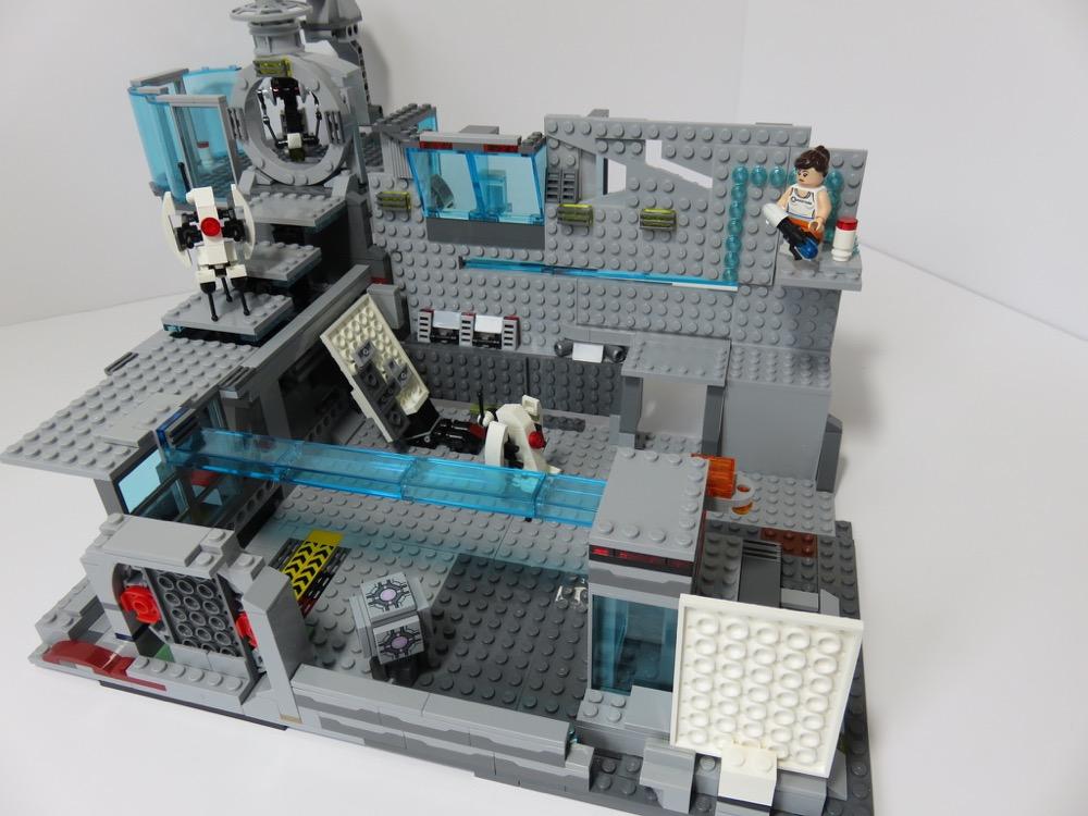 lego dimensions companion cube instructions