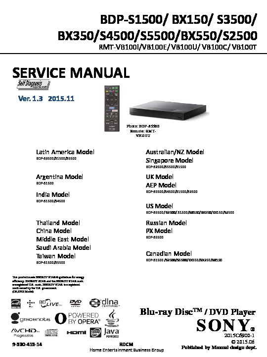 instruction manual sony bdp s185