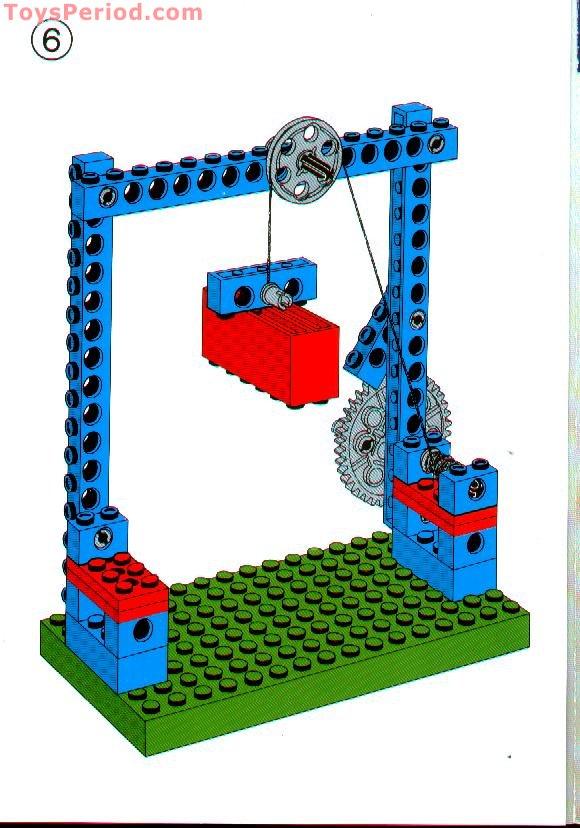 lego gun building instructions pdf