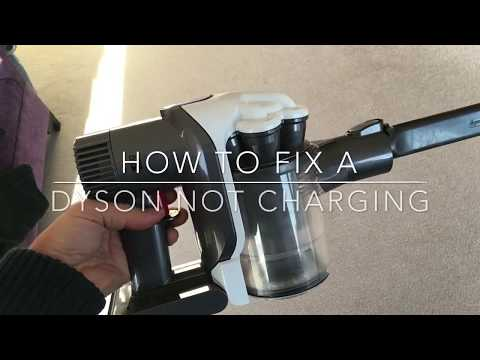 dyson dc35 batery change instructions