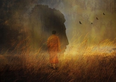 christian walking meditation instructions