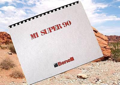 benelli m1 super 90 instruction manual