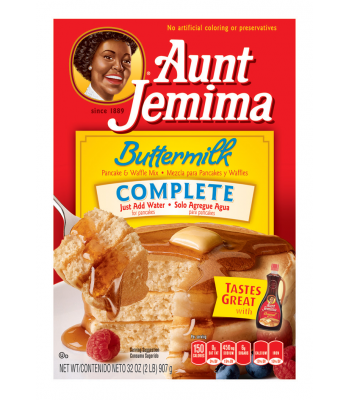 aunt jemima buttermilk instructions for pancakes