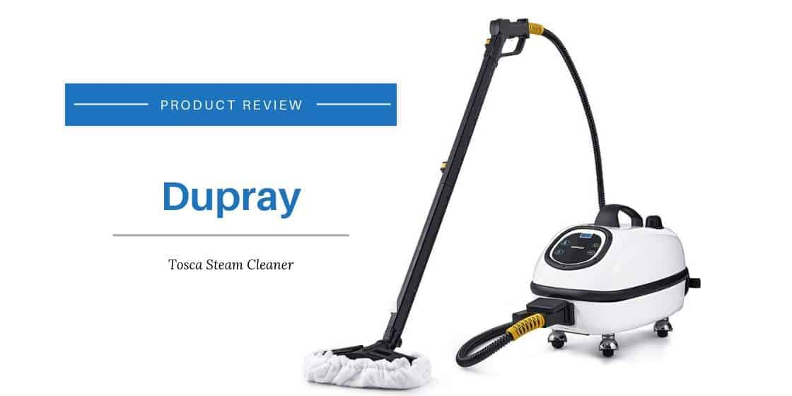 dupray steam cleaner instructions