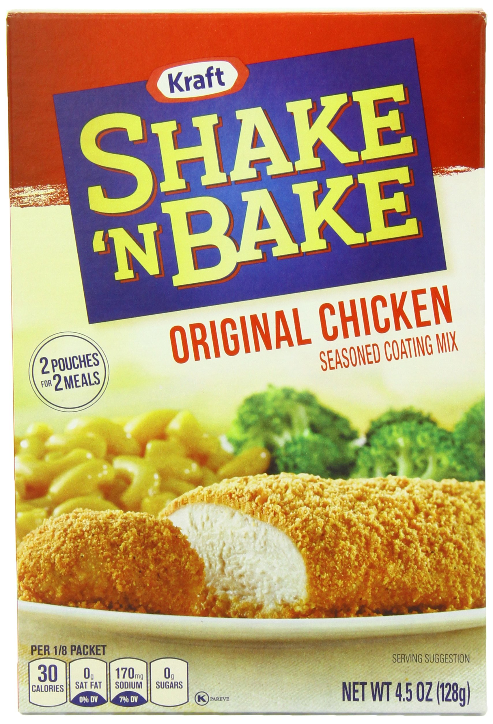 shake and bake chicken box instructions