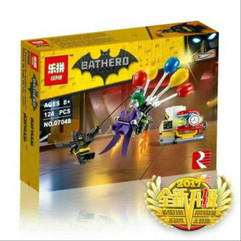 lego batman movie joker balloon escape instructions