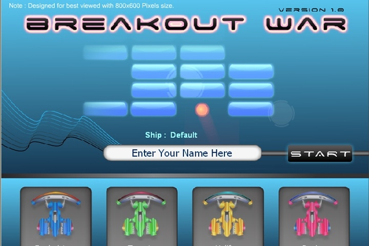 breakout board game instructions