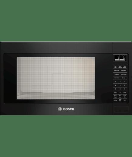 bosch microwave drawer installation instructions