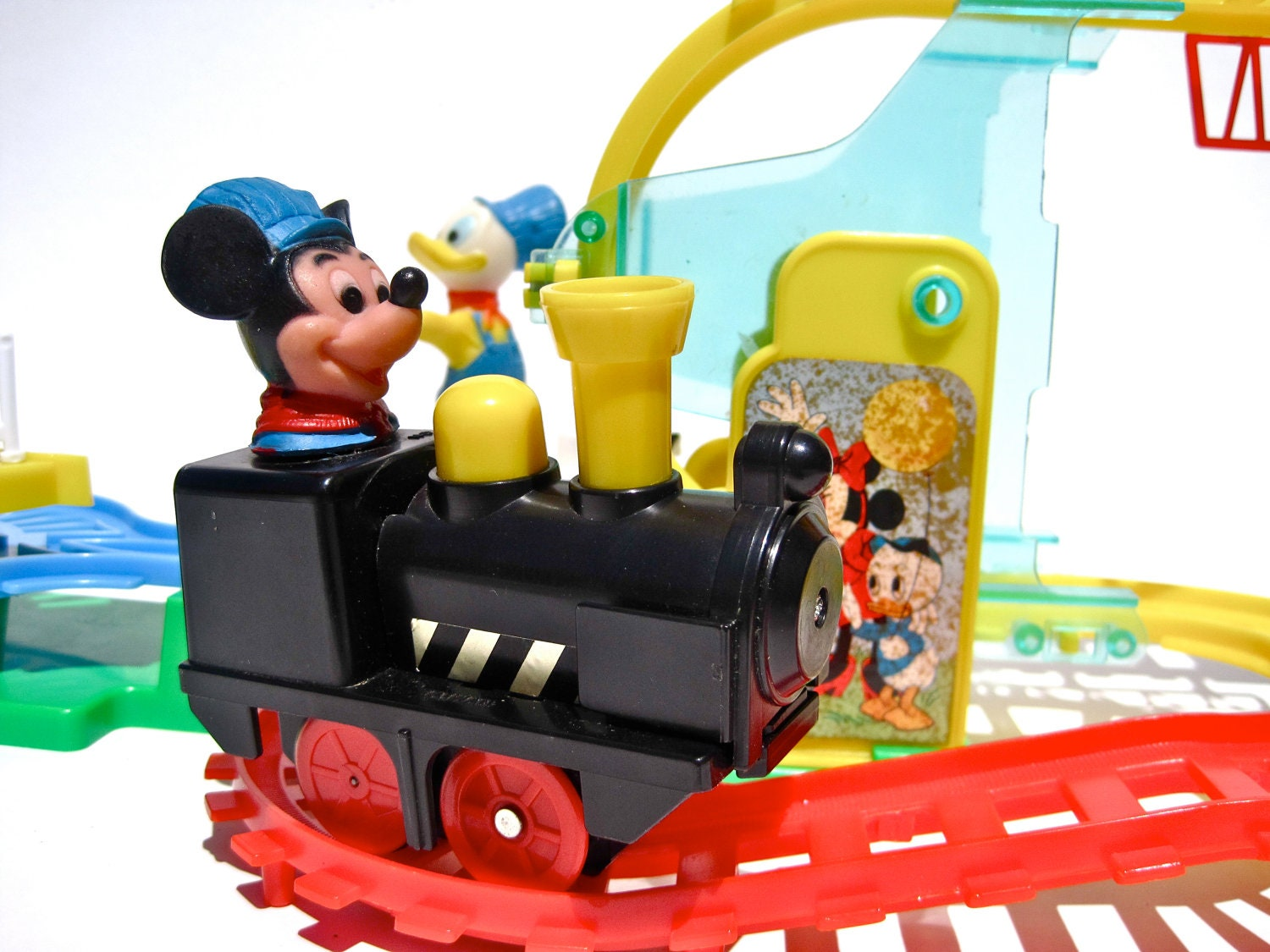 playhut mickey mouse train instructions