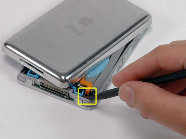 ipod a1199 battery replacement instructions