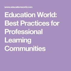 the best foundation for education instructional