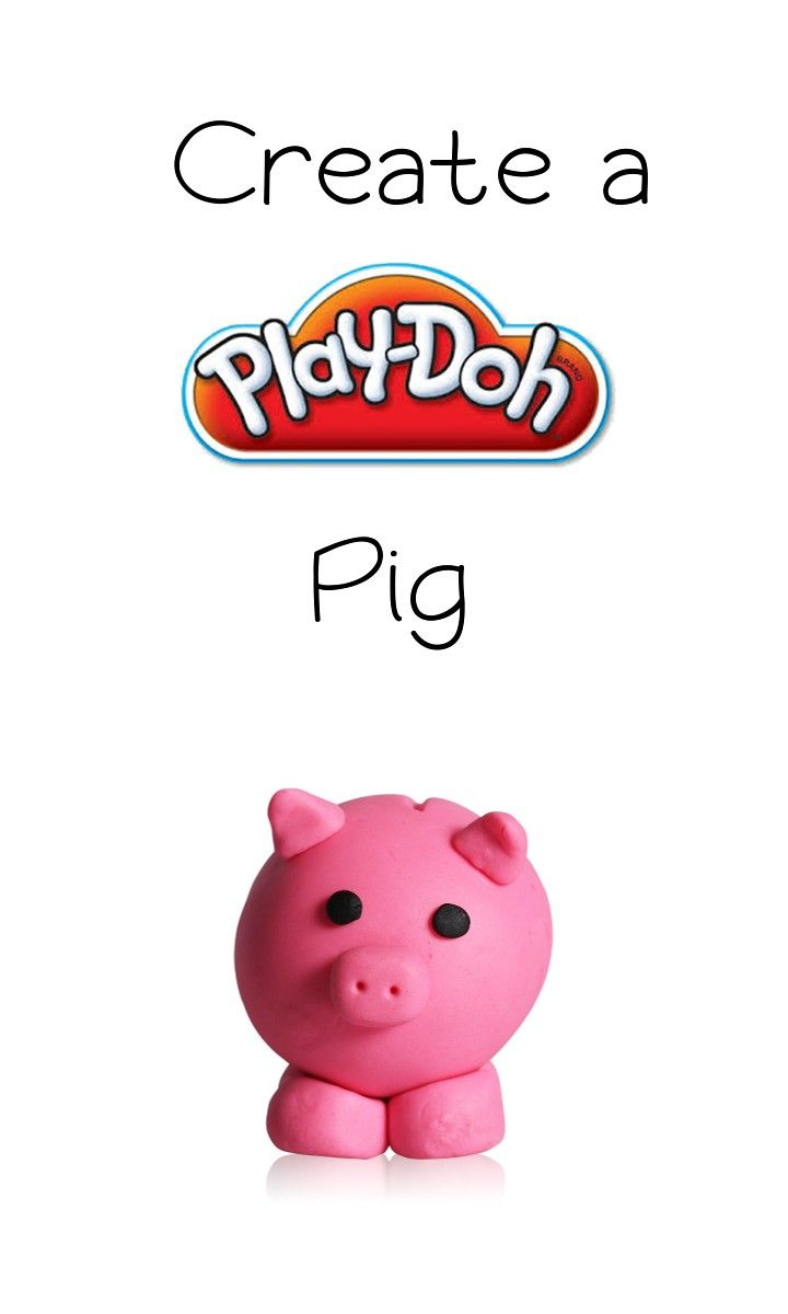 play doh creations instructions