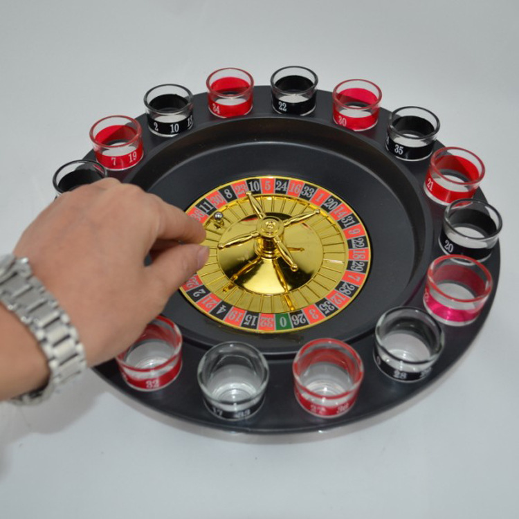 russian roulette drinking game instructions