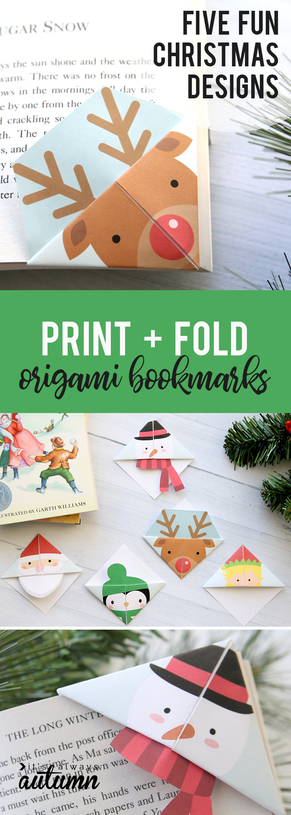 simple origami instructions to print