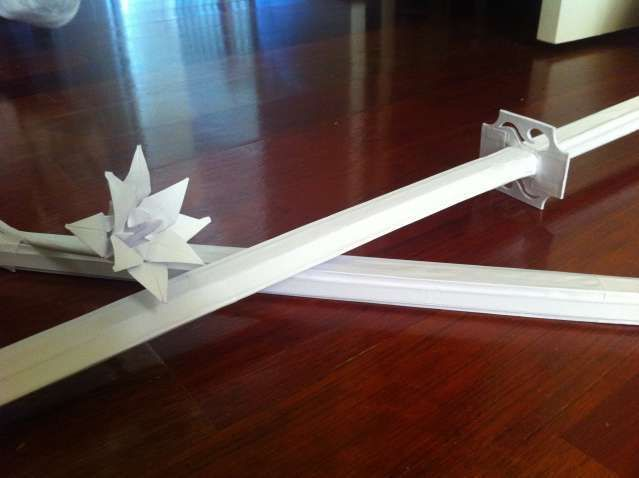 origami sword instructions printable