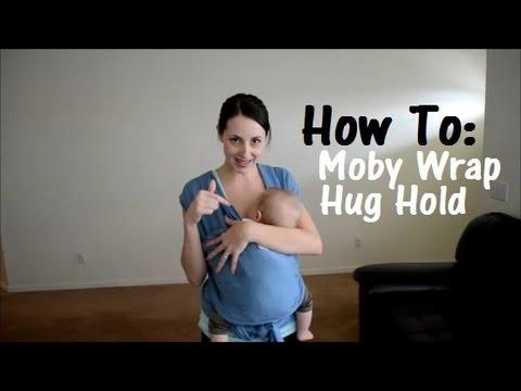 kangaroo baby wrap instructions