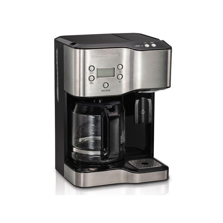 ez way coffee maker instructions