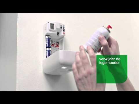 air wick freshmatic motion sensor instructions