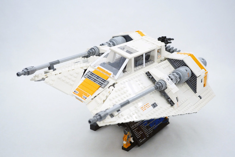 lego snowspeeder 75144 instructions
