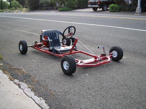 pedal go kart instructions