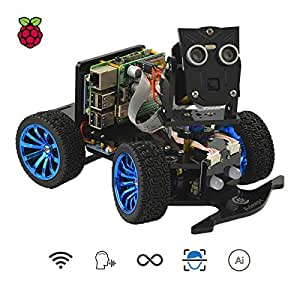 raspberry pi robot instructions