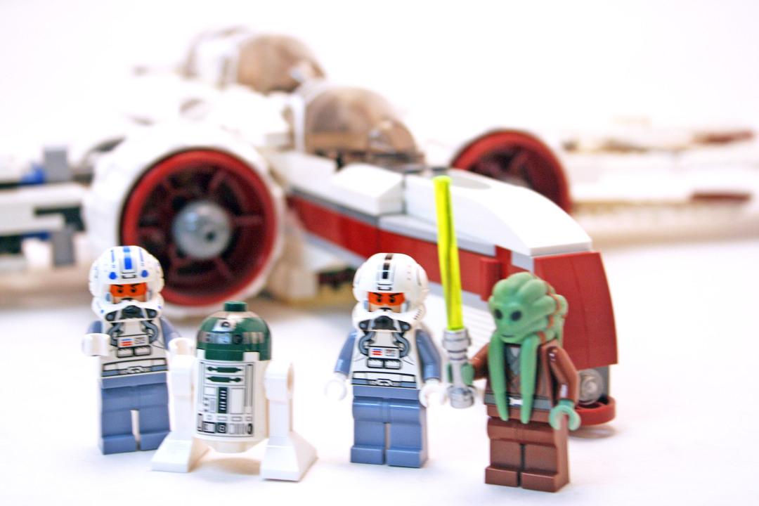 lego star wars set 8088 instructions