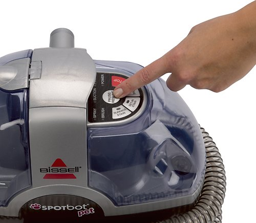 bissell spot clean carpet cleaner instructions