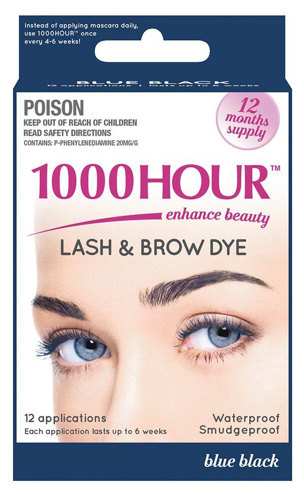 1000 hour lash tint instructions