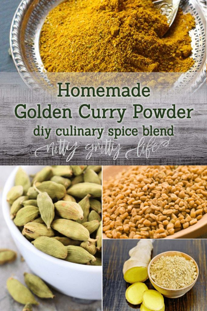 sandb golden curry instructions