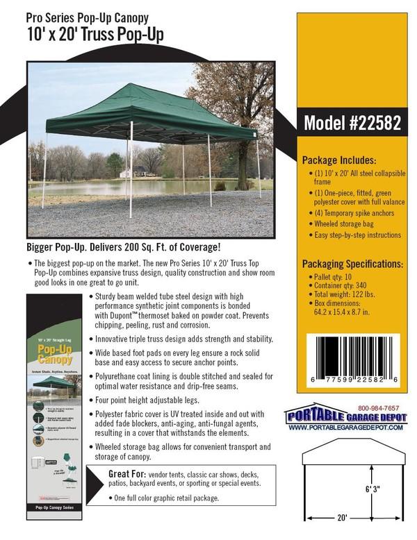 instruction manual for 10 x 13 54 cantilver umbrella