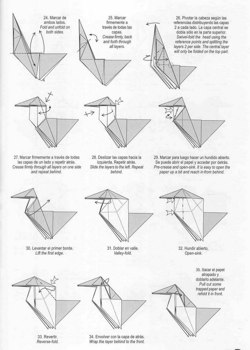 how to make instruction pamphlet