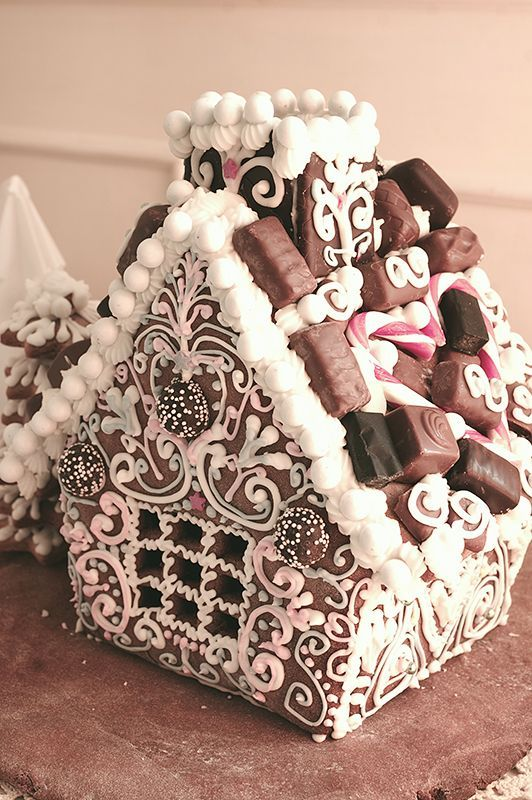 gingerbread house recipe and instructions