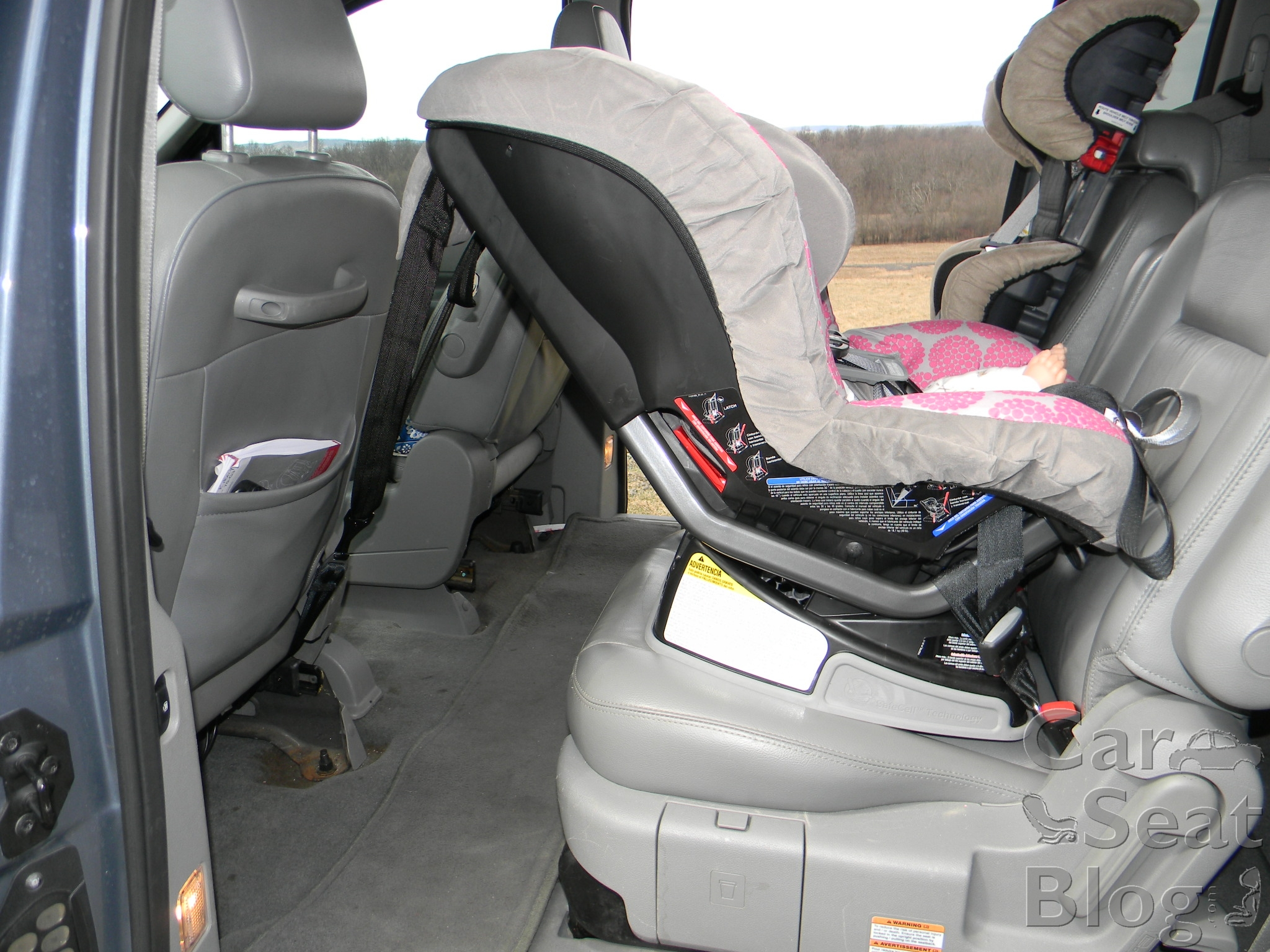britax marathon front facing installation instructions