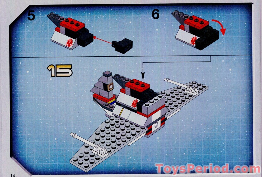 instruction a t s t lego star wars